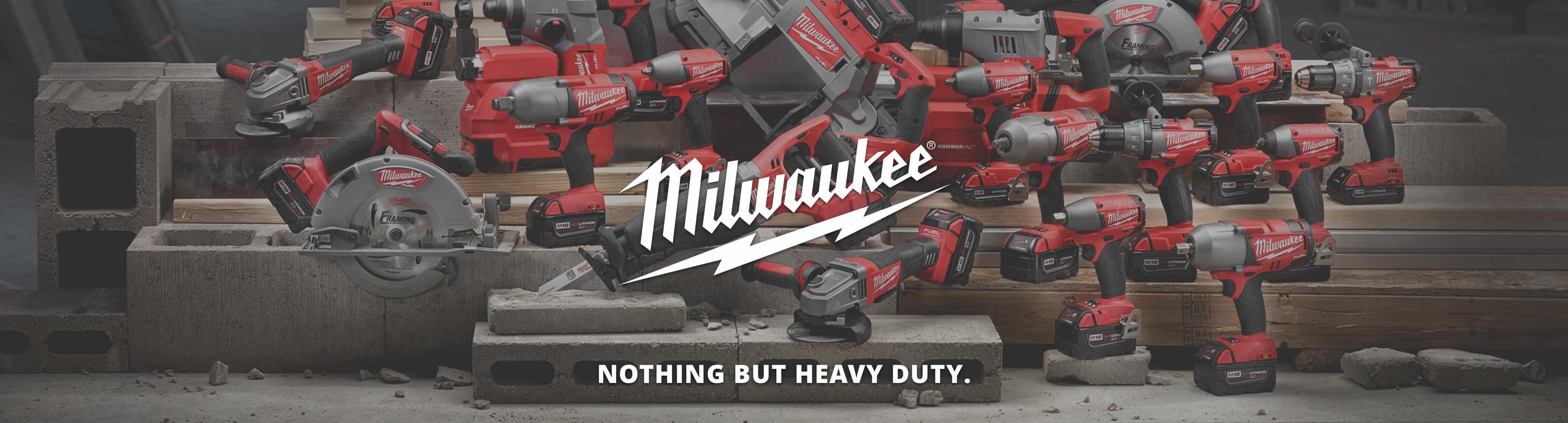 Shop Milwaukee power tools at Seward Lumber
