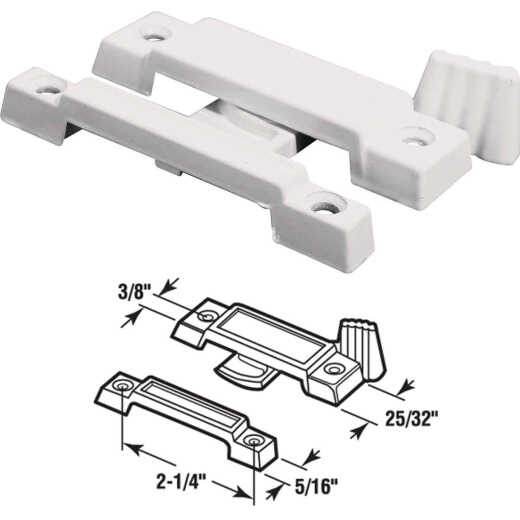 Prime-Line Slim Line Window Sash Lock