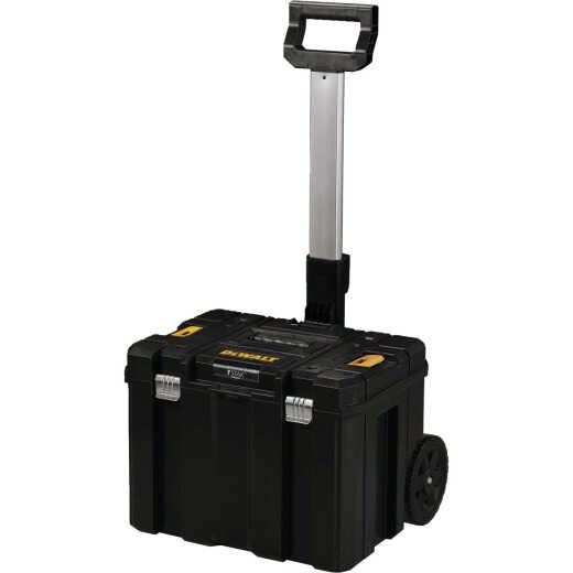 DeWalt TSTAK 17 In. W x 39 In. H x 20-1/8 In. L Mobile Storage Tool Cart