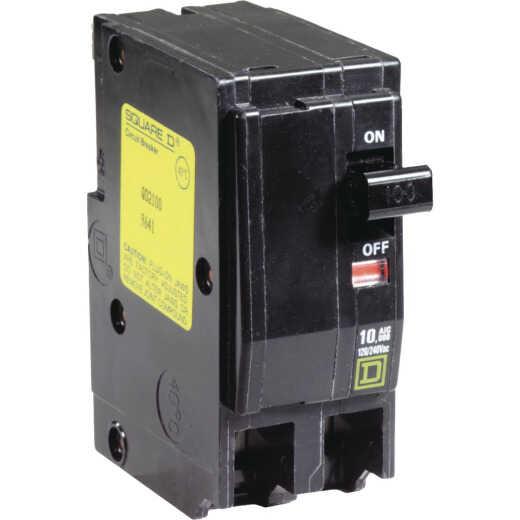 Square D QO 100A Double-Pole Standard Trip Circuit Breaker